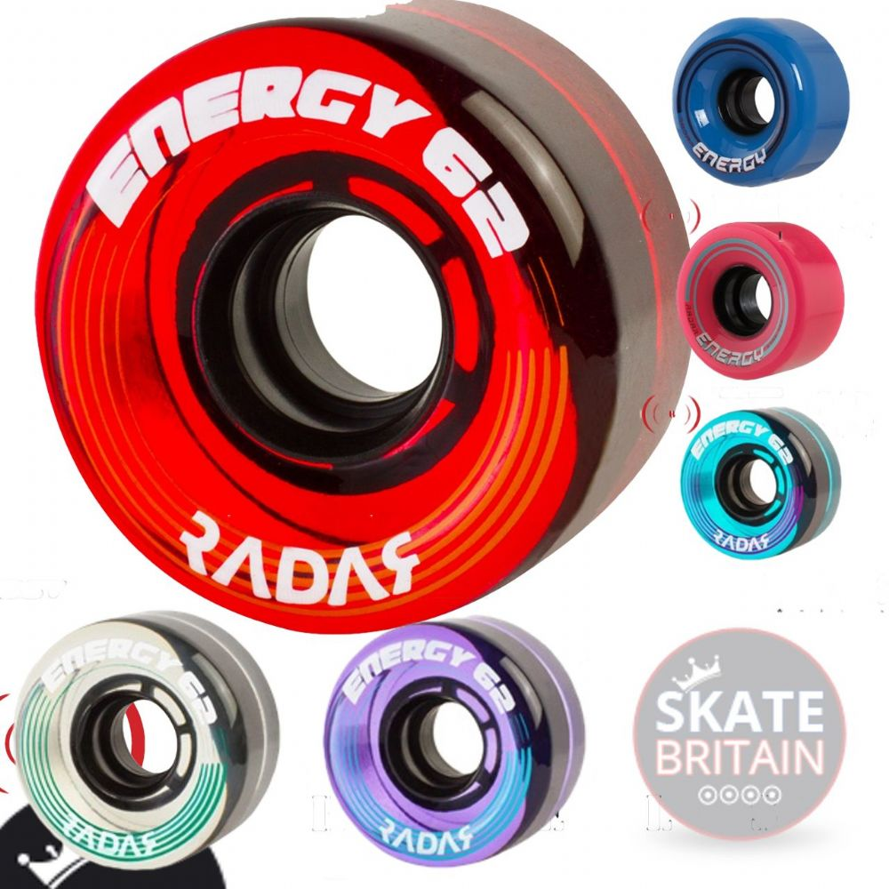 Radar Energy (Set of 8) outdoor wheels